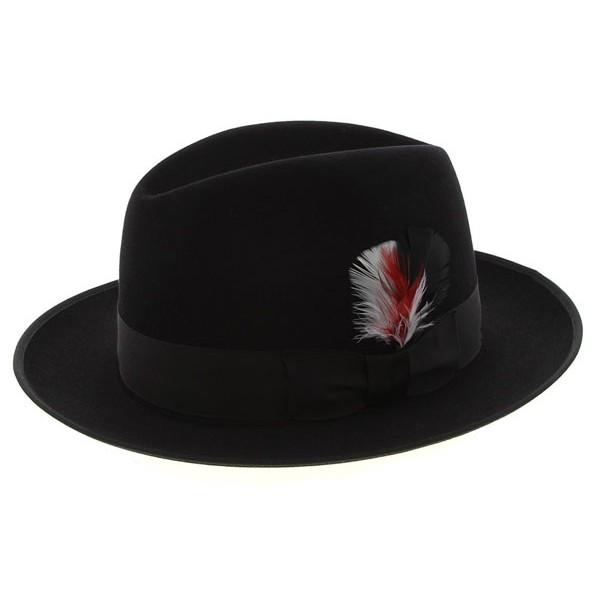 Akubra Bogart - Black f10e90489fe