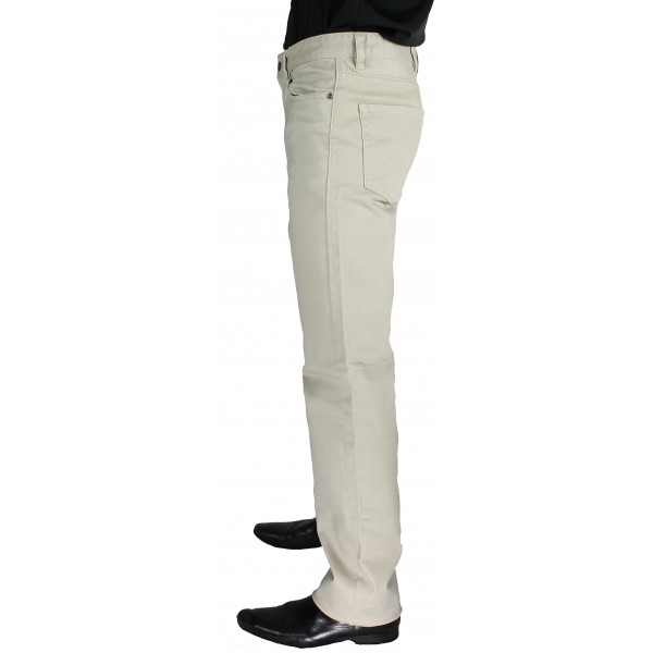 a1724e95 Riders by Lee Moleskin Straight Leg Jean In Stone - Pants & Jeans - Leisure  Wear