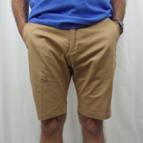 Nickel Cotton Stretch Short