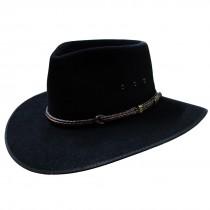 Akubra Cattleman Black
