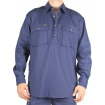 Bisley Closed Front Shirt