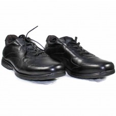 Florsheim Marathon Black Lace up Shoe- Front