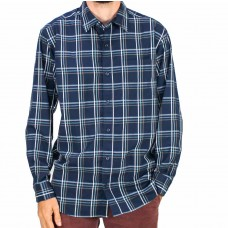 Breakaway Long Sleeve Check Bamboo Shirt