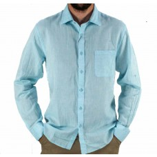 City Club Long Sleeve Resort Shirt Front