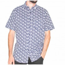 Bridgeport Short Sleeve Palm Shirt