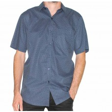 Perrone Short Sleeve Arly Cotton Shirt