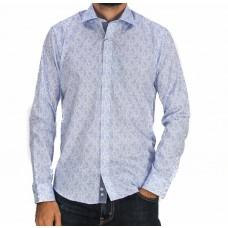 Thomson & Richards Long Sleeve Thiago Shirt-front