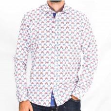 Thomson & Richards Long Sleeve Cadillac Shirt-front