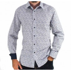 Cutler & Co Butterfly Long Sleeve Shirt Front