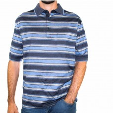 Breakaway Short Sleeve Anders Merc Polo-FRONT