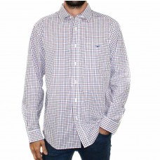 RM Williams Collins Long Sleeve Shirt-FRONT