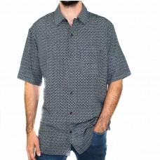 Breakaway Tergel Bam Short Sleeve Shirt-FRONT