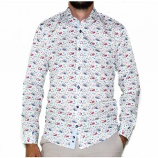 Thomson & Richards Long Sleeve Bondi Shirt-Front