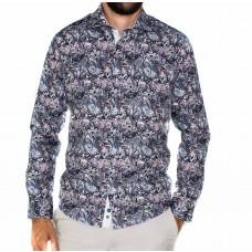 Thomson & Richards Long Sleeve Perreira Shirt -Front