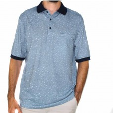 Breakaway Short Sleeve Kane Polo-Front