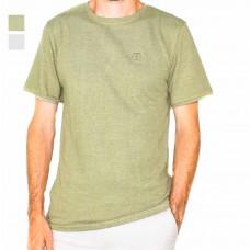 Braintree Hemp Short Sleeve Logo T-Shirt-Hero