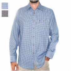 Vonella Long Sleeve Cotton Acrylic Shirt-Hero