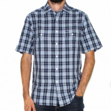 RM Williams Short Sleeve Fraser Check Shirt-Front