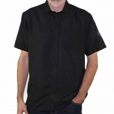 Back Bay Soft touch Short Sleeve Black- Front