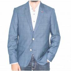 Brooksfield Textured Blazer-Front
