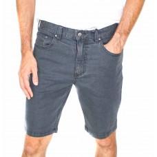 Berlin Boulevard Denim Shorts-Front