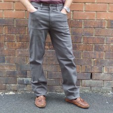 Riders by Lee Moleskin Straight Leg Jean In Taupe