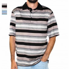 Breakaway Short Sleeve Taro Merc Polo-Hero