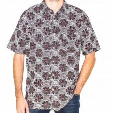 Kingston Grange Short Sleeve Flying Ant Shirt- Front