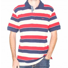 RM Williams Short Sleeve Red Rod Polo-Front