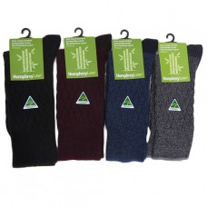 Humphrey Law Wool Bamboo Blend Socks