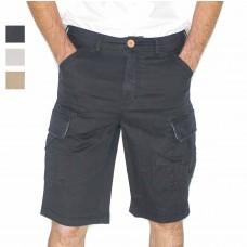 Atlas Cotton Cargo Shorts-Hero