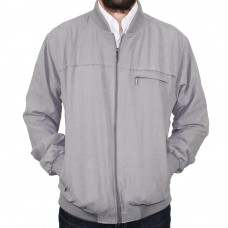 Breakaway Microfibre Jacket Grey