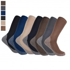 Bamboo 3G Charcoal Buisness Sock -Hero
