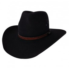 Akubra Golden Spur Black-Hero
