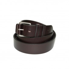"RM. Williams Chestnut 1 1/2"" Covered Buckle Belt Main"