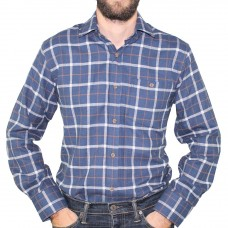 LifeStyle Long Sleeve Check Shirt