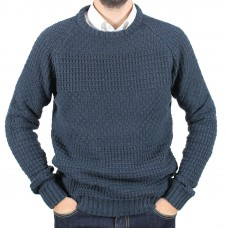Berlin Crew Textured Knit Front