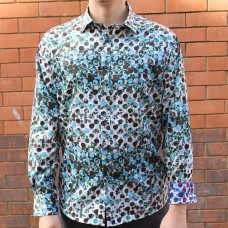 David Smith Long Sleeve Twilight Shirt