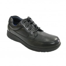 Florsheim Dougal Lace-Up Shoe Black Side