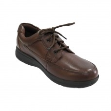 Florsheim Dougal Lace-Up Shoe Brown Side