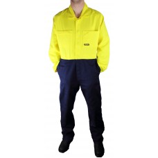 2 Tone High Visual Overalls