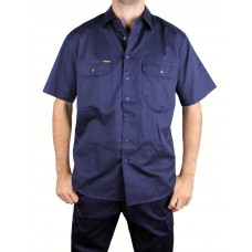 Bisley Light Weight Short Sleeve Shirt