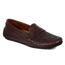 Palmone Fonte Leather Slip on shoe
