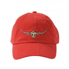 RM Williams Steers Head Logo Cap