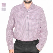 Vonnella Long Sleeve Brushed Shirt-Hero