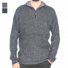 Berlin 1/4 Zip Wool Pullover-Hero