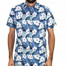James Harper Cassel Floral Shirt Front