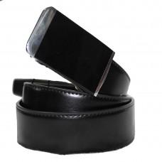 City Club Leather Lock belt
