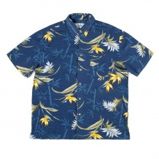 Kingston Grange Blue Forest Bamboo Shirt