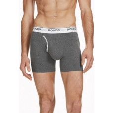 Bonds GuyFront Mid Trunk Charcoal